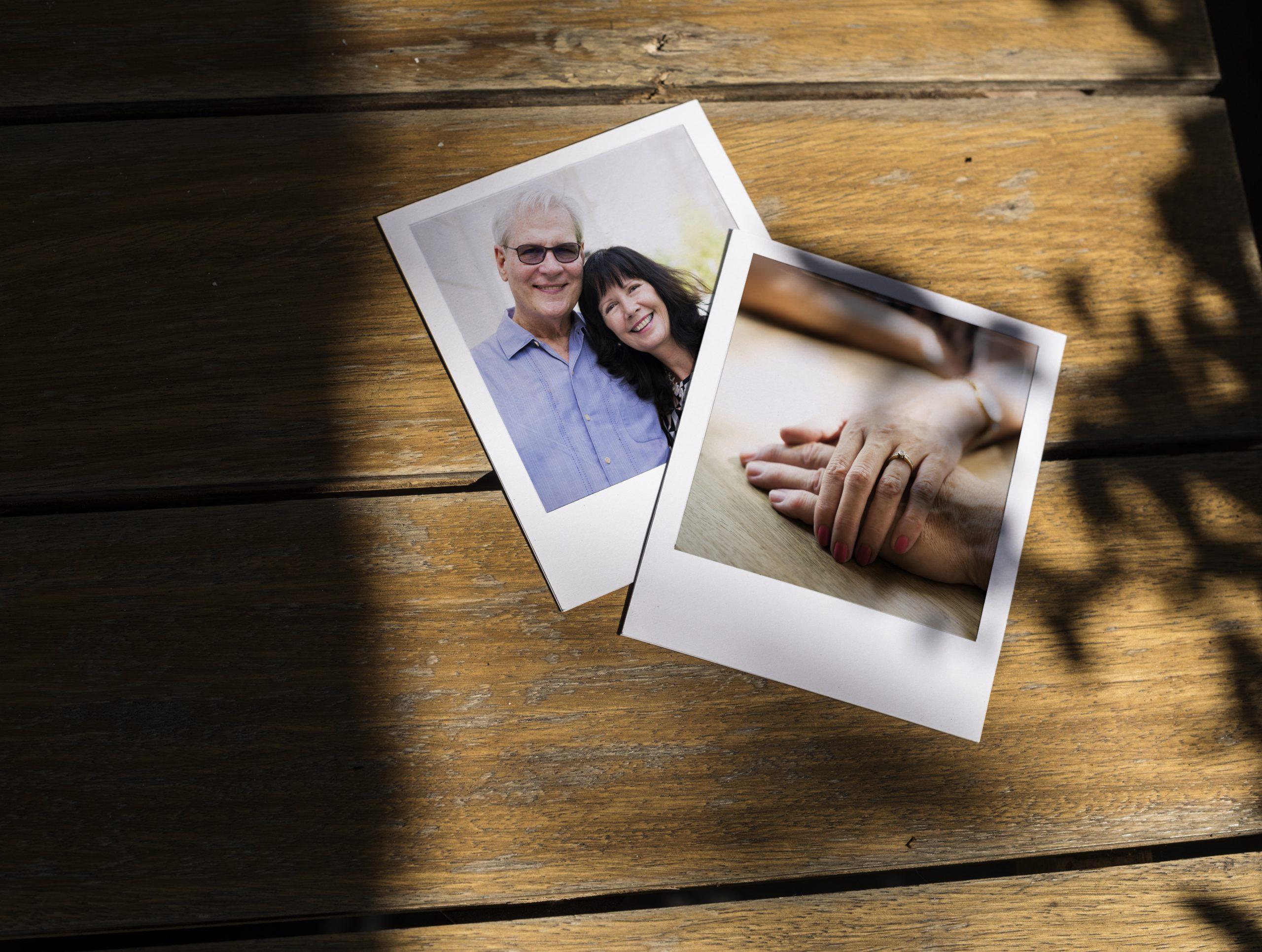 Instant image prints