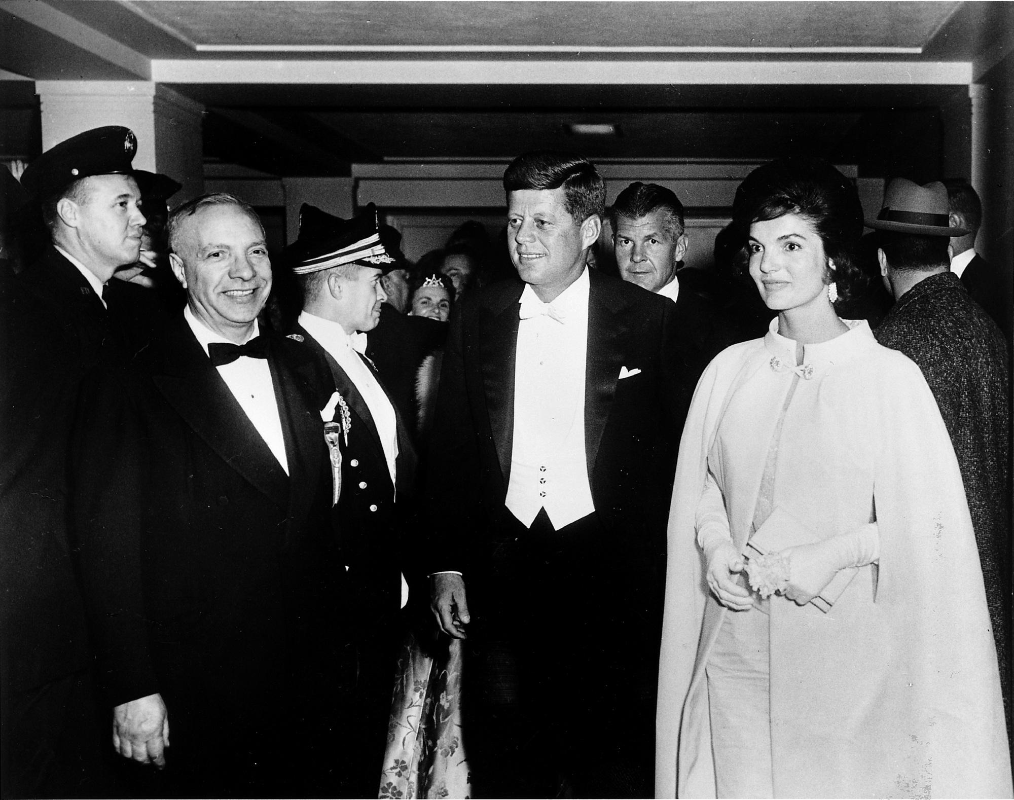 Jogh F Kennedy ancestry
