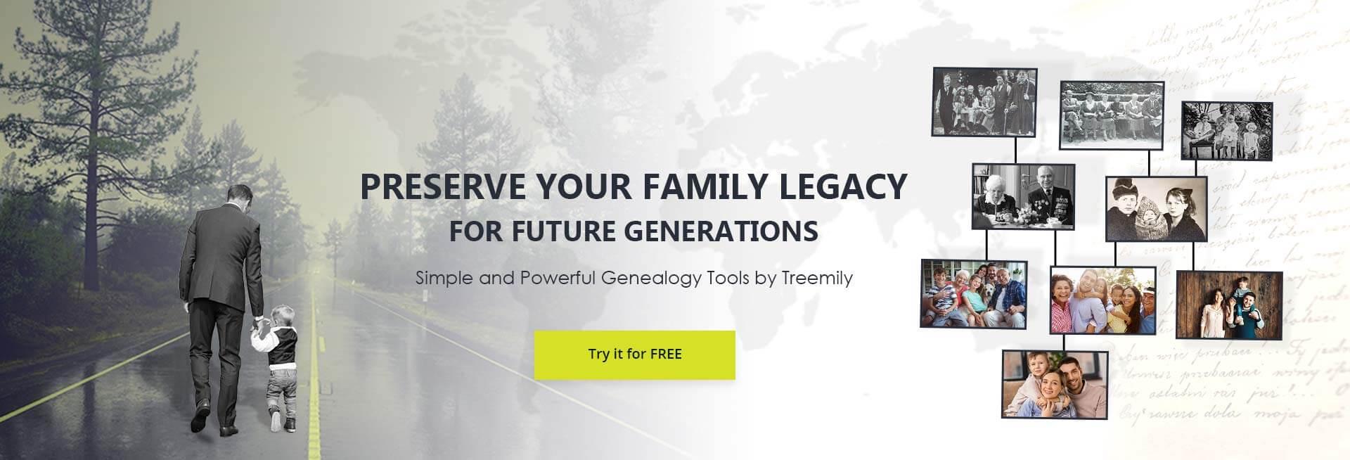 Treemely Homepage
