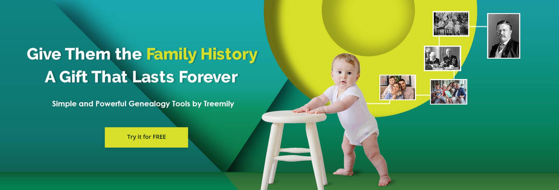 Treemely newsletter banner