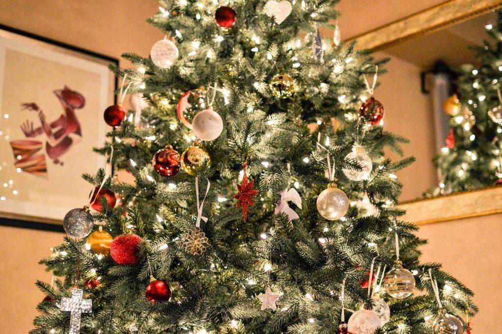 Christmas- tree