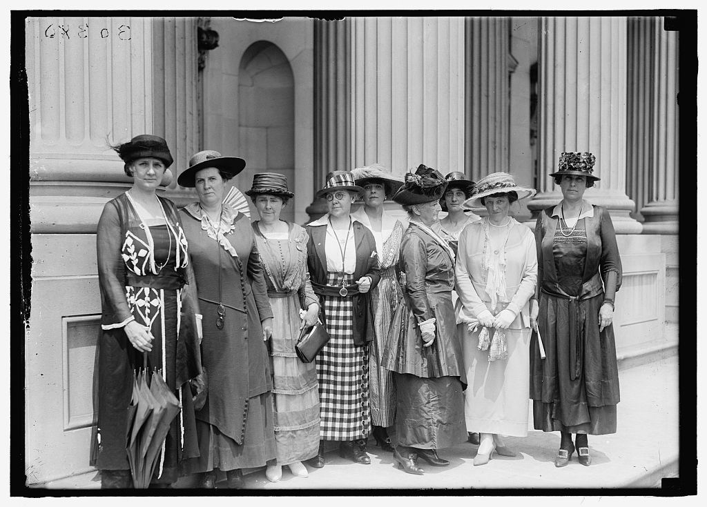 Women's Suffrage History