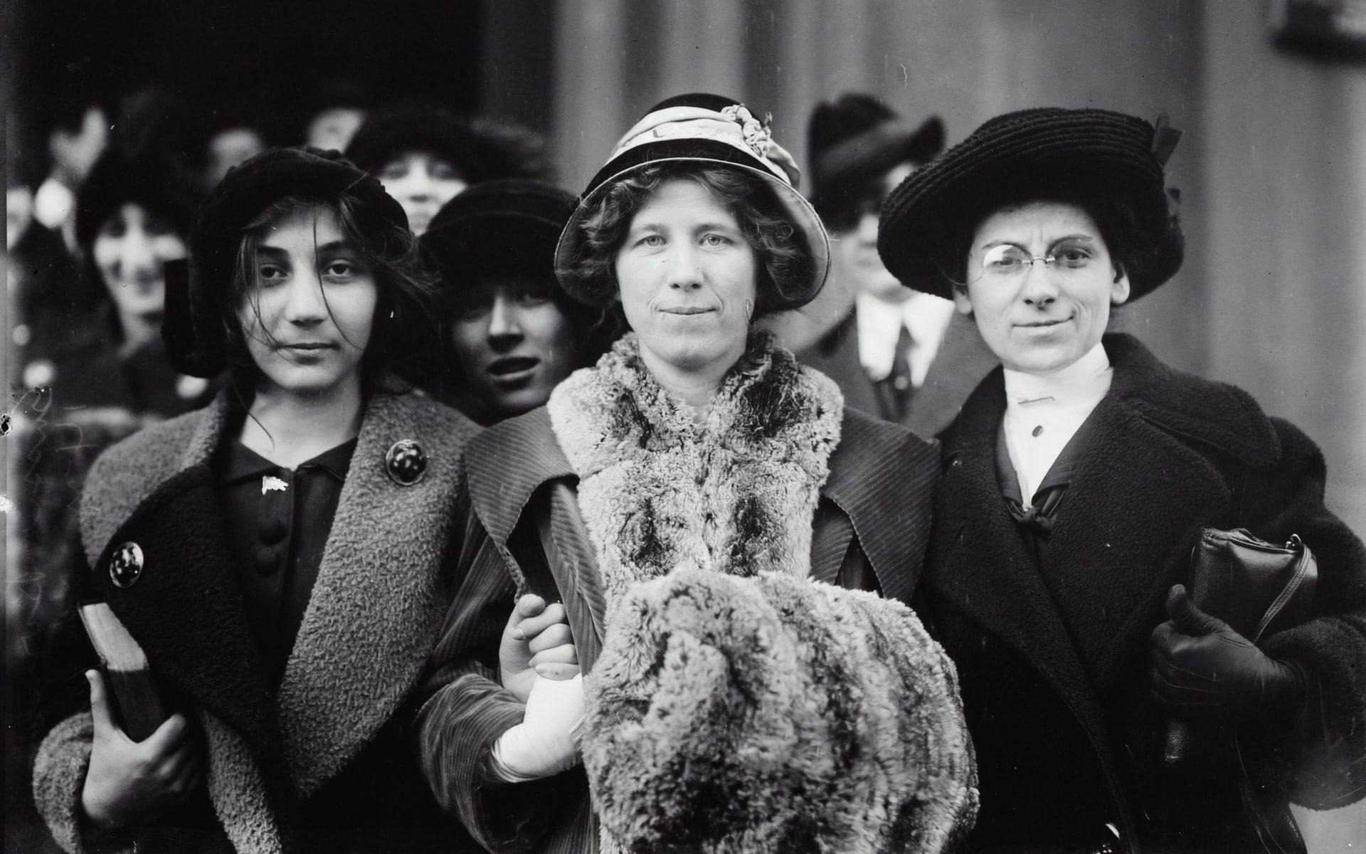 Suffrage Movement