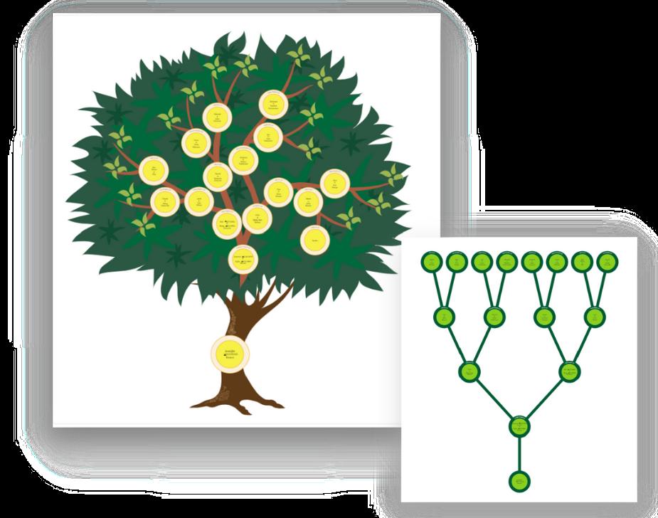 Treemily ancestor Tree
